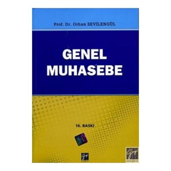 Genel Muhasebe- Orhan Sevilengül