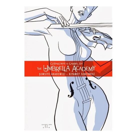 Şemsiye Akademisi 1: Kıyamet Senfonisi Türkçe Çizgi Roman-Gabriel Ba