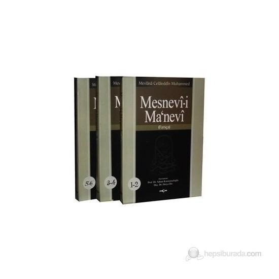 Mesnevi-İ Ma'nevi (6 Cilt 3 Kitap) - Mevlana Celaleddin Rumi