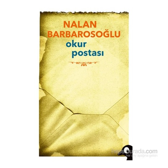Okur Postası-Nalan Barbarosoğlu