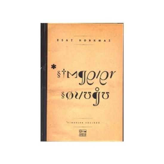 Simgeler Sözlüğü - Esat Korkmaz