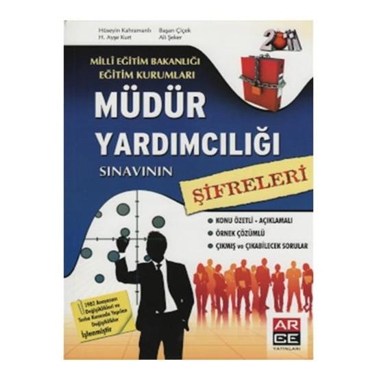 Arge MEB Eğitim Kurumları Müdür Yardımcılığı Sınavının Şifreleri 2011