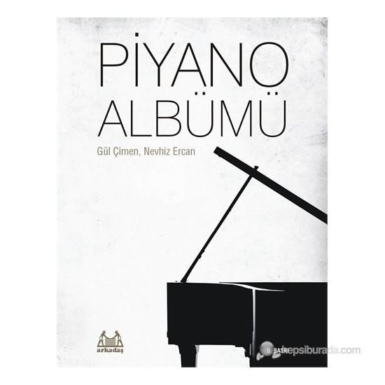 Piyano Albümü - Gül Çimen