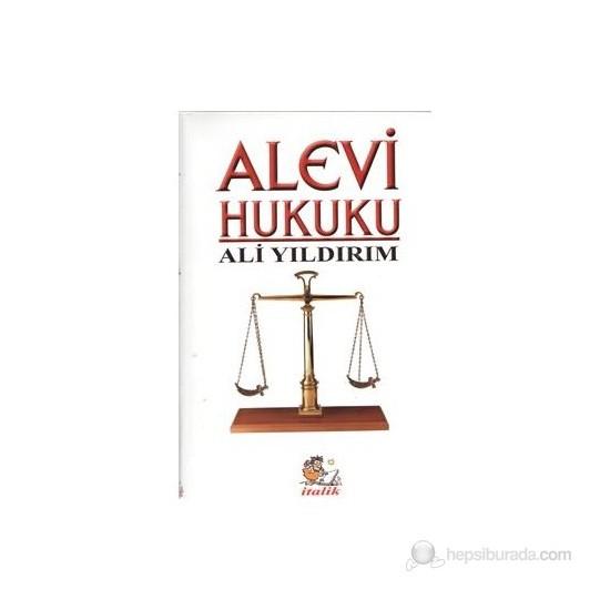 Alevi Hukuku-Ali Yıldırım
