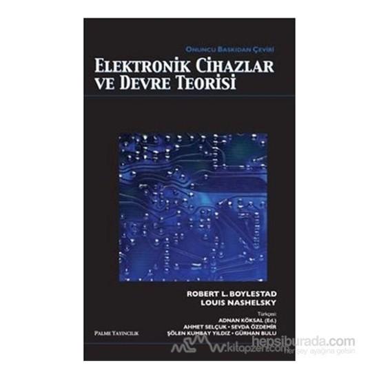 Elektronik Cihazlar Ve Devre Teorisi - Robert L. Boylestad