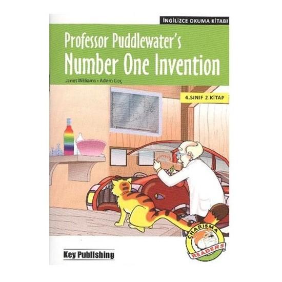 İlköğretim Okulları 4. Sınıf 2. Kitap: Professor Puddlewater's Number One Invention