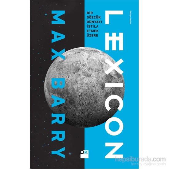 Lexicon-Max Barry