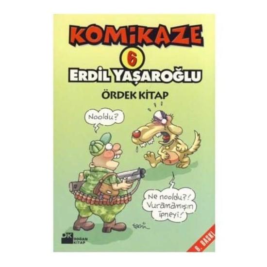 Komikaze 6 - Ördek Kitap