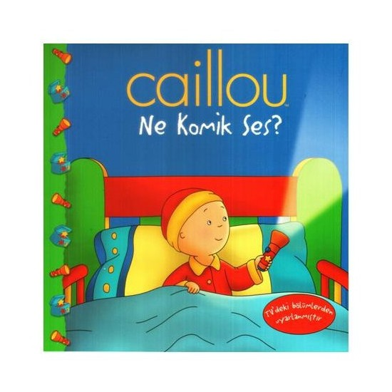 Caillou - Ne Komik Ses