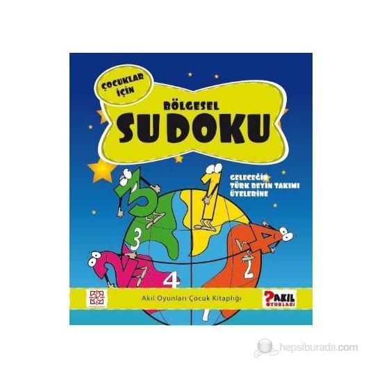 Çoçuklar İçin Bölgesel Sudoku-Kolektif