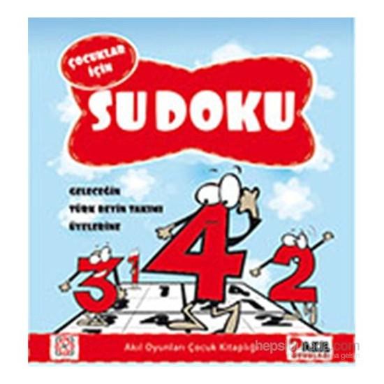 Çocuklar İçin Sudoku-Kolektif