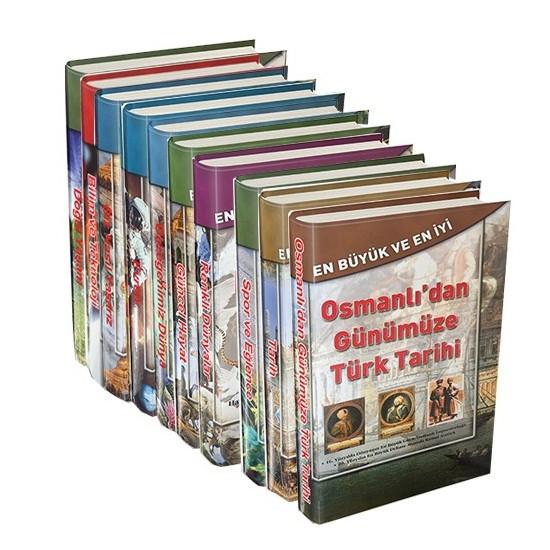 Bilgi Çağı Ansiklopedisi (11 Kitap Takım) (Ciltli)
