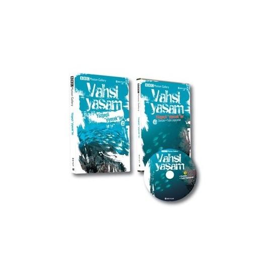 """Vahşi Yaşam 2 - Yüzgeçli """"Yiyecekler"""" (Kitap + Dvd)-John Dawes"""