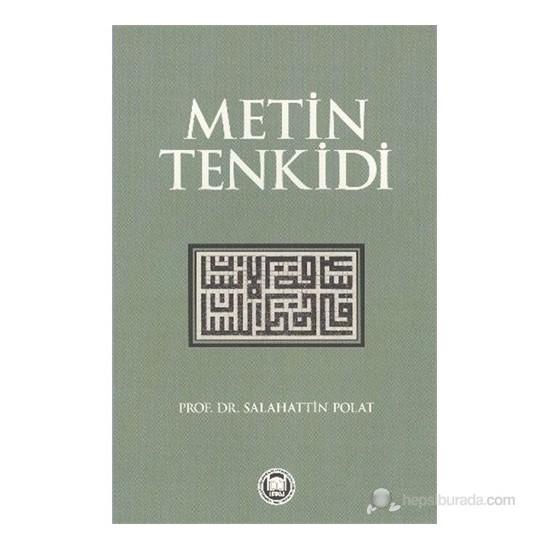 Metin Tenkidi