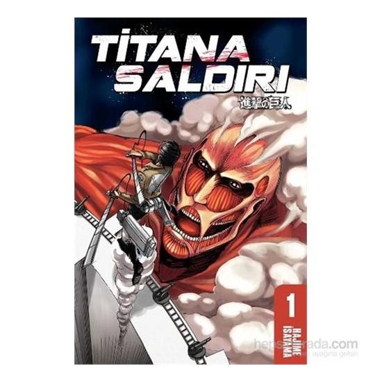 Titana Saldırı 1 - Hajime İsayama