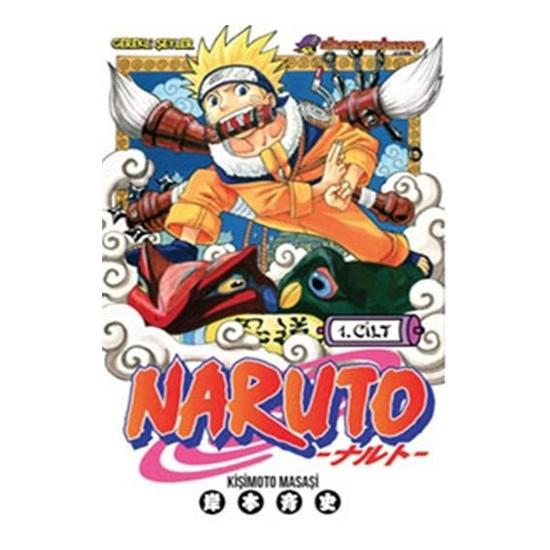 Naruto 1.Cilt - Masaşi Kişimoto