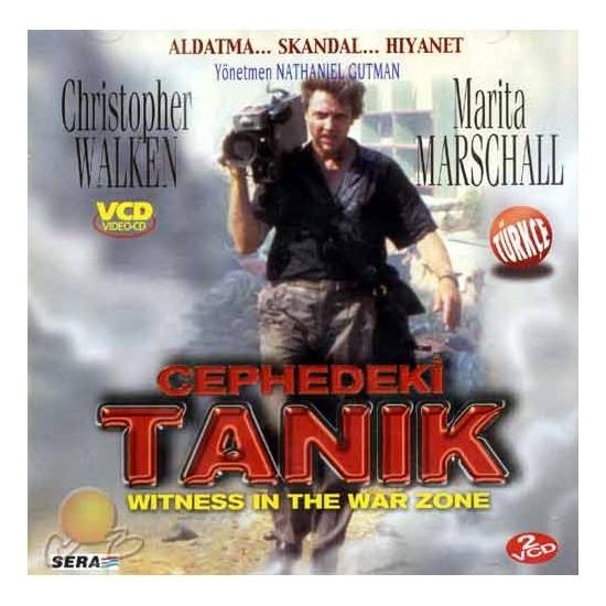 Cephedeki Tanık(Witness In The War Zone) ( VCD )