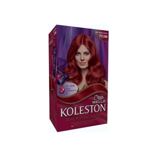 Koleston Saç Boyası 77/44 Kor Ateşi Kızılı