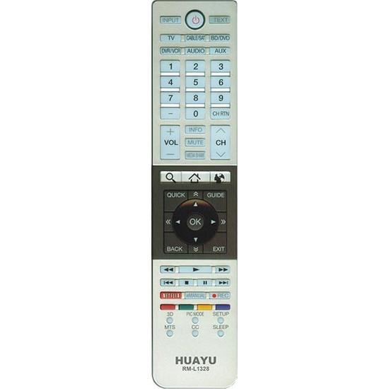 Toshıba 32L4333D Lcd-Led Tv Kumanda