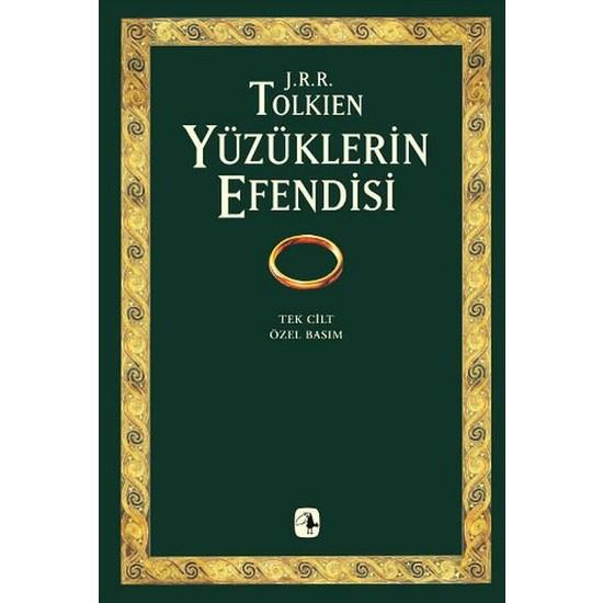 Yüzüklerin Efendisi Üç Kitap Tek Cilt Takım - J. R. R. Tolkien