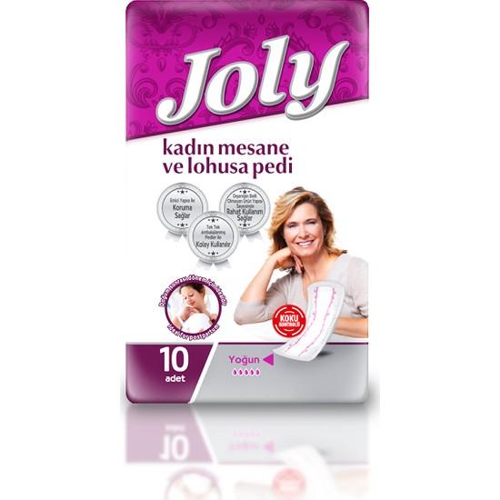 Joly Kadın Mesane ve Lohusa Pedi 10'lu