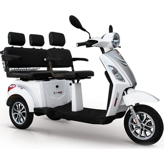Stmax GF930 Beyaz Elektrikli Motorsiklet