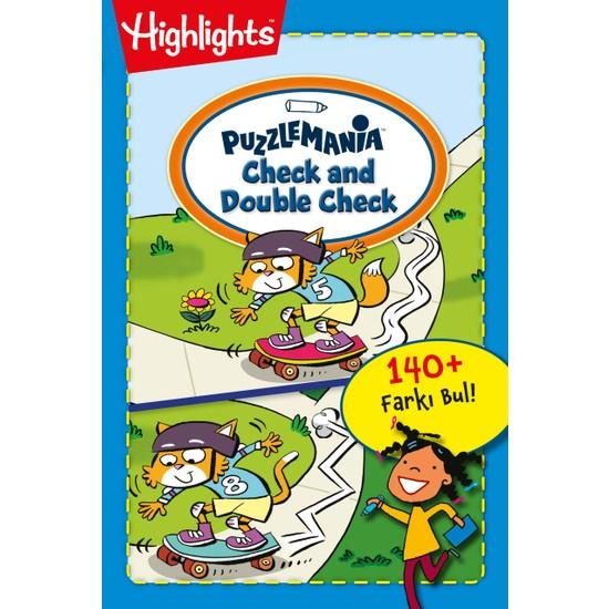 Highlights Puzzlemania On The Go Serisi 4'lü Set (6 Yaş Ve Üzeri)