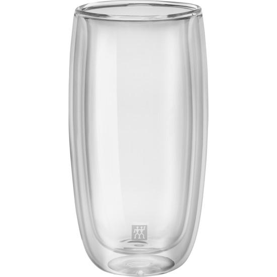 Zwilling Çift Camlı 2'li Soğuk İçecek Bardağı - 474 ml