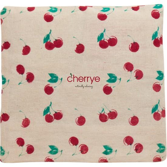 Cherrye Sıcak/Soğuk Rahatlama Yastığı - Kiraz Çekirdekli