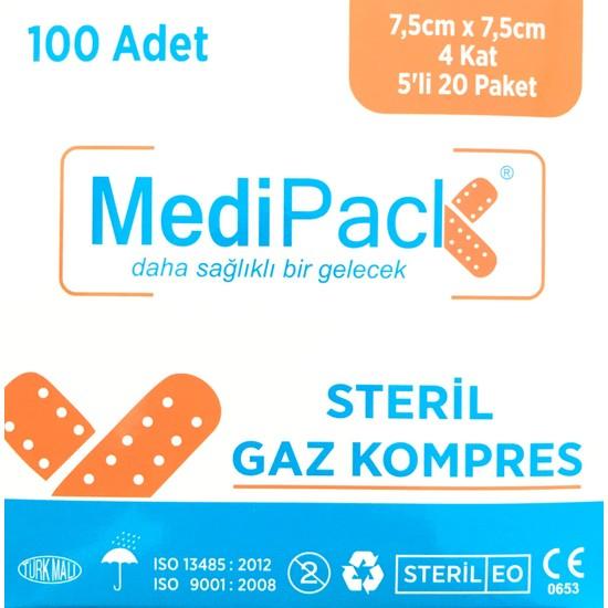 Medipack Steril Gaz Kompres