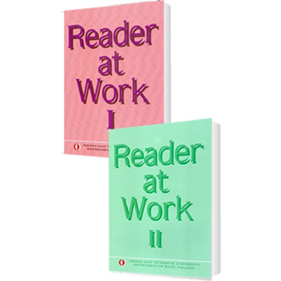 ODTÜ Reader At Work 1-2 Set