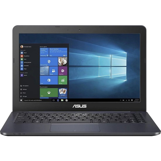 "Asus E402NA-GA046T Intel Celeron N3350 4GB 64GB eMMC Windows 10 Home 14"" Taşınabilir Bilgisayar"
