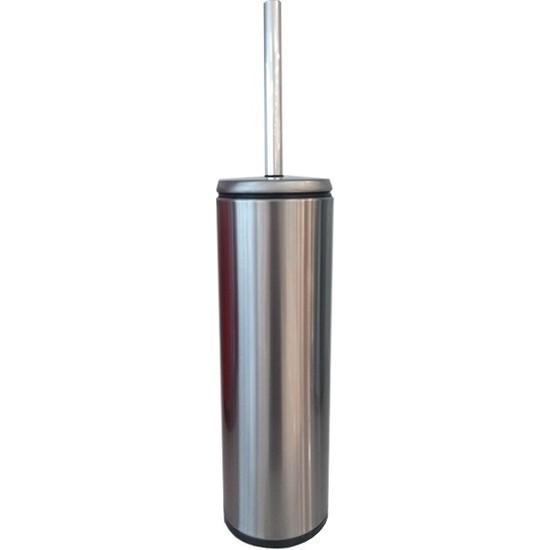 Primanova Cigo Tuvalet Fırçası Paslanmaz Mat İç Kıısım Siyah M-E42-30-06