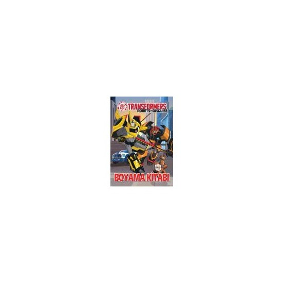 Transformers Boyama Kitabi Kolektif Fiyati Taksit Secenekleri