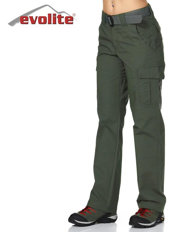 Evolite Goldrush Tactical Kadın Pantolon - Haki