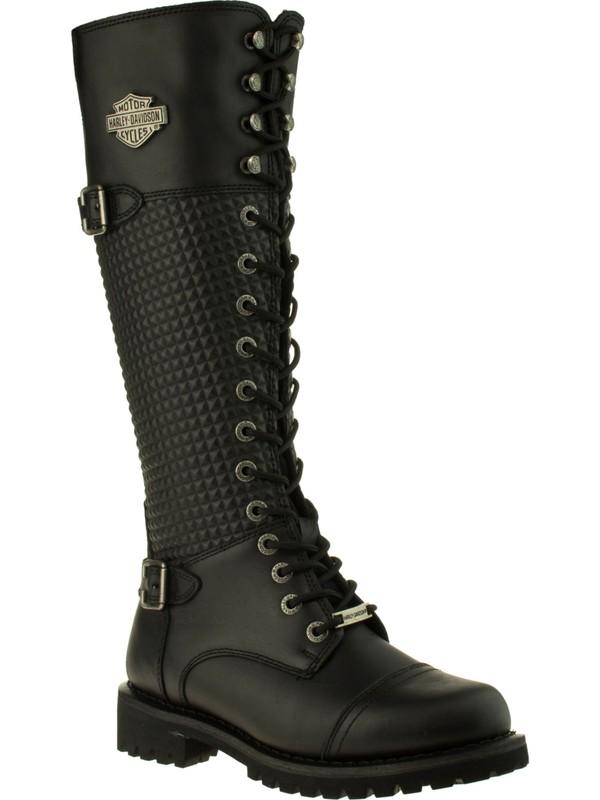 Harley Davidson Tiny 025Z100533 Siyah Kadın Çizme