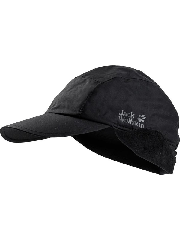 Jack Wolfskin Texapore Winter Su Geçirmez Şapka 1906111 / Black