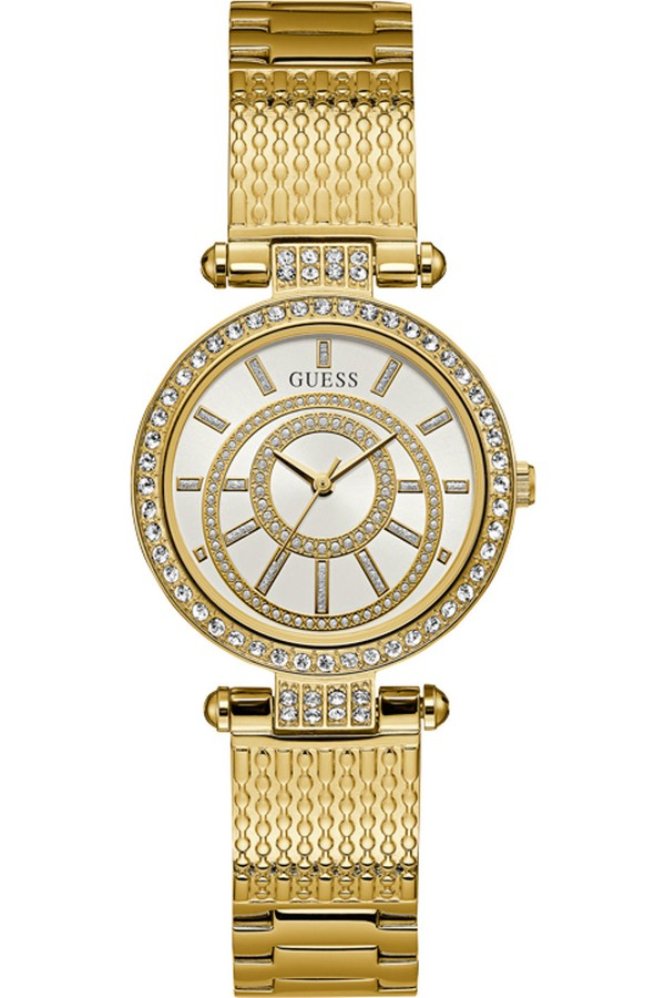 Guess Water Resistant Women's Watch Guw1008L2