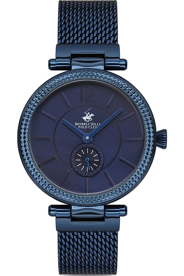 Beverly Hills Polo Club Water Resistant Women's Watch Bh0033-06