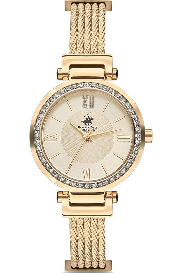Beverly Hills Polo Club Water Resistant Women's Watch Bh9501-03