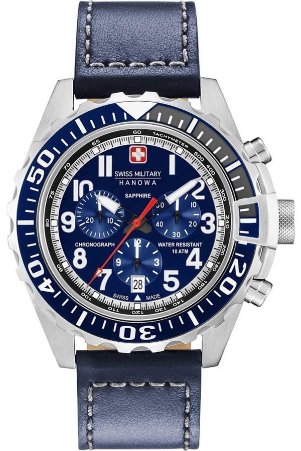 Swiss Military Watches Men 06-4304.04.003