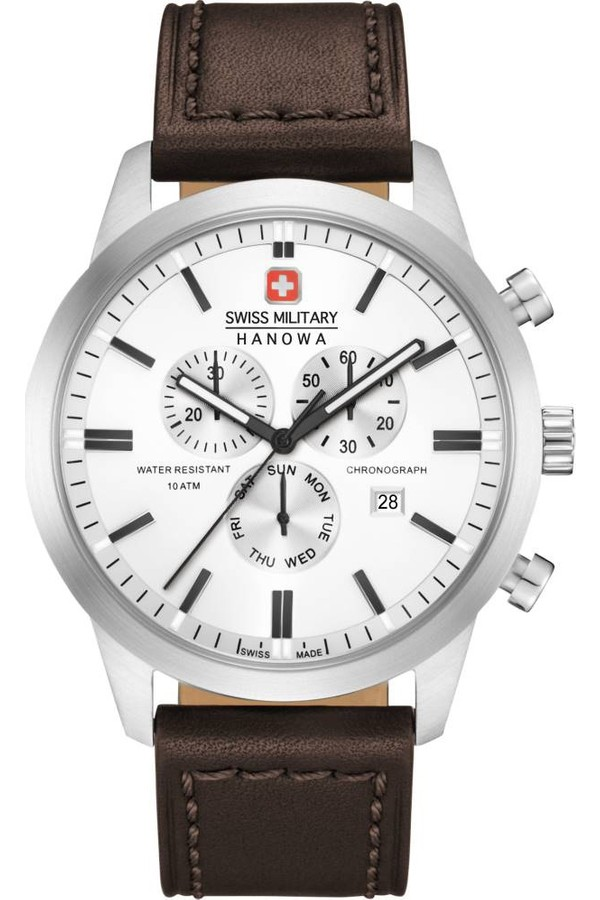 Swiss Military Watches Men 06-4308.04.001