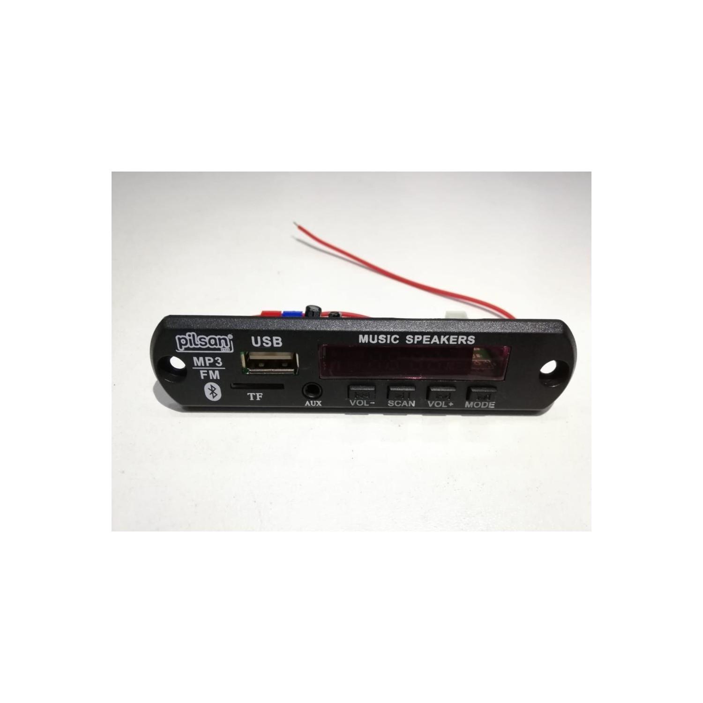 Pilsan Akülü Mp3 Çalar Fm Radyolu Model Fiyatı - Taksit Seçenekleri