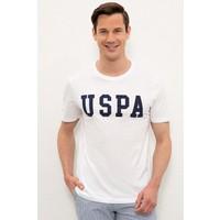 U.S. Polo Assn. Beyaz T-Shirt Basic 50232300-VR013