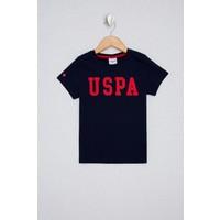 U.S. Polo Assn. Erkek Çocuk Lacivert T-Shirt Basic 50232275-VR033