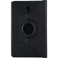 Snexpres samsung Galaxy Tab4 T230 7'' Dönerli Tablet Kılıfı Siyah