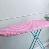 Favore Casa Hüner Keçeli Ütü Masası Kılıfı 60 x 140 cm Pembe