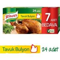 Knorr Tavuk Bulyon 24\'lü 240 gr