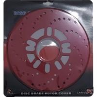 Boğaziçi Üniversal Kampana Sacı Disk Sacı Disk Fırfırı 2'li Kırmızı
