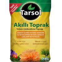 Tarsol Akıllı Toprak Torf 50 Lt